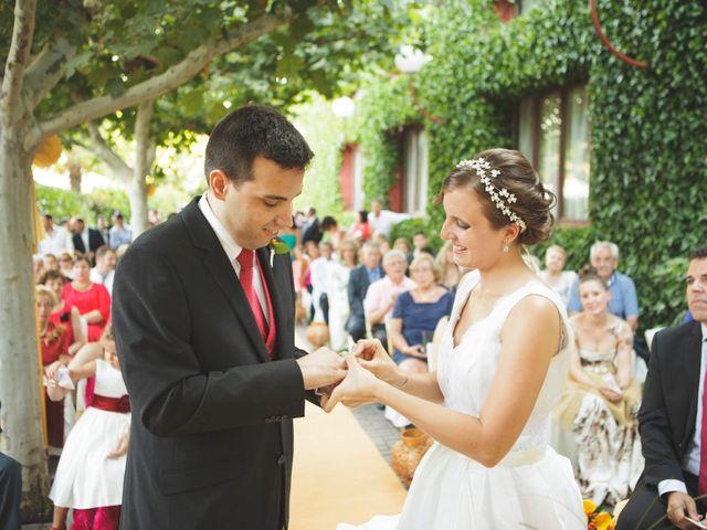 La boda de José Luis y Itziar en El Molar, Madrid 35