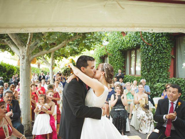 La boda de José Luis y Itziar en El Molar, Madrid 36