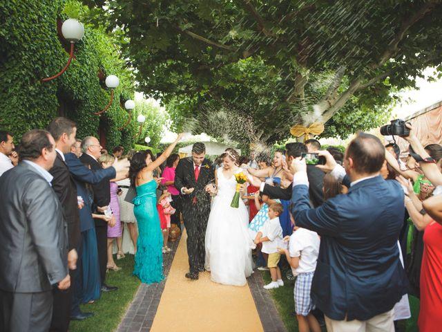 La boda de José Luis y Itziar en El Molar, Madrid 38
