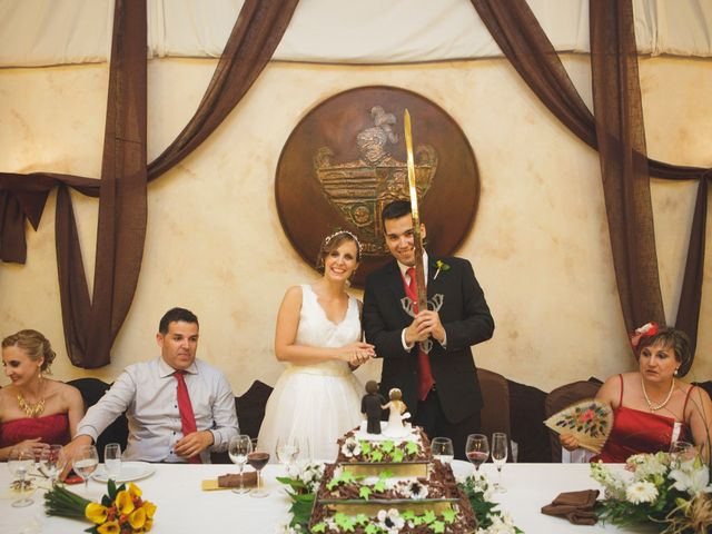 La boda de José Luis y Itziar en El Molar, Madrid 40
