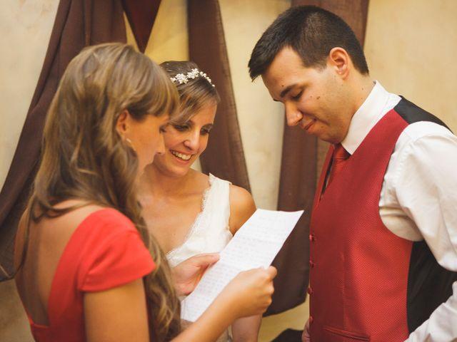 La boda de José Luis y Itziar en El Molar, Madrid 43