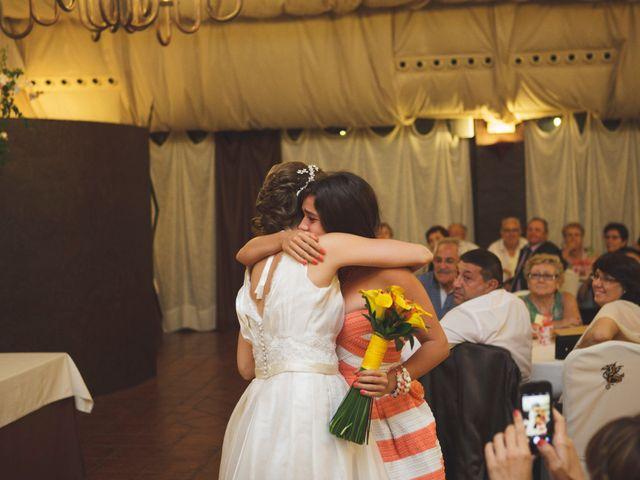 La boda de José Luis y Itziar en El Molar, Madrid 46
