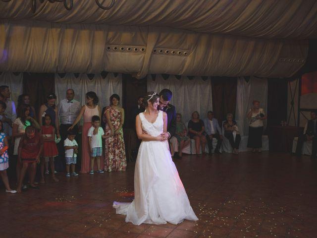 La boda de José Luis y Itziar en El Molar, Madrid 49