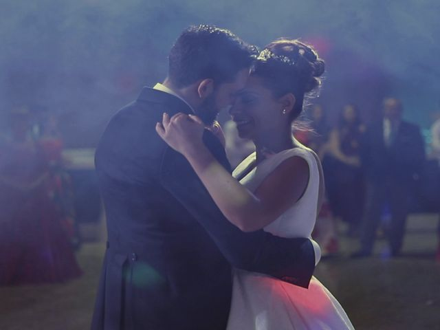 La boda de Fº Javier y Sara en Granada, Granada 11