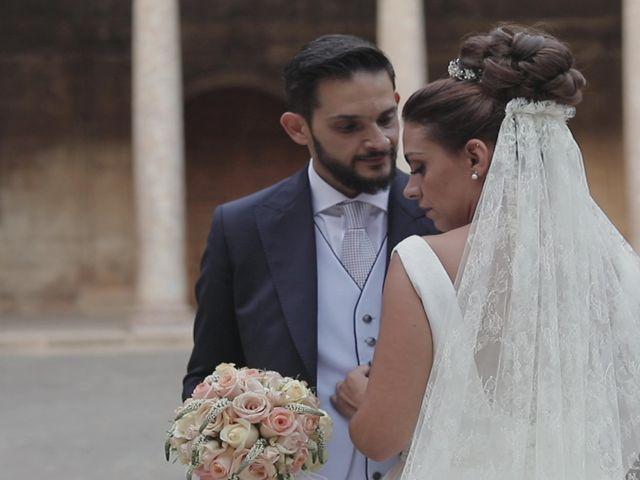 La boda de Fº Javier y Sara en Granada, Granada 15