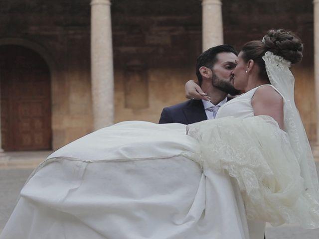 La boda de Fº Javier y Sara en Granada, Granada 16