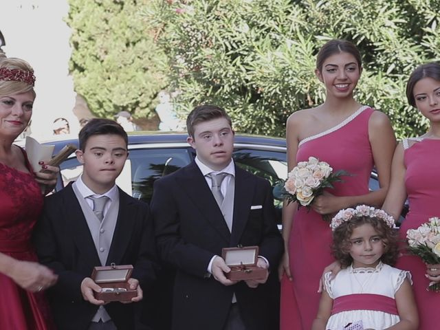 La boda de Fº Javier y Sara en Granada, Granada 18