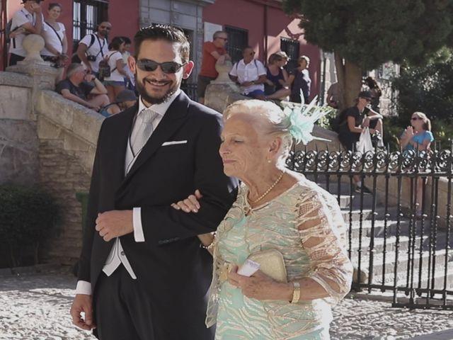 La boda de Fº Javier y Sara en Granada, Granada 20
