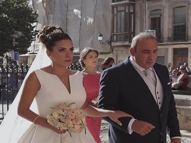 La boda de Fº Javier y Sara en Granada, Granada 21