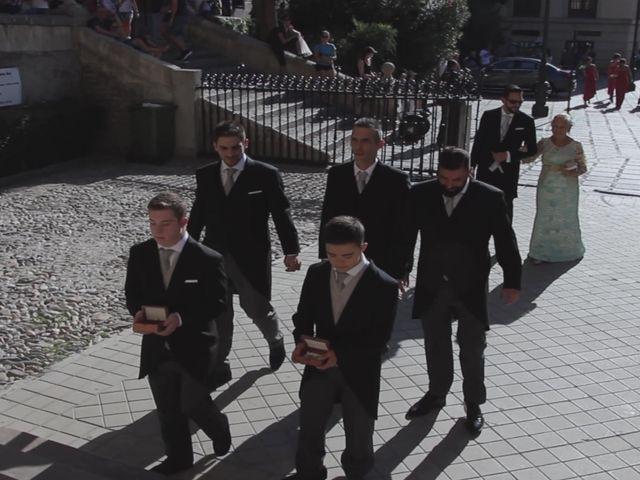La boda de Fº Javier y Sara en Granada, Granada 22