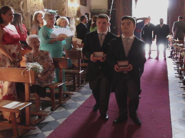 La boda de Fº Javier y Sara en Granada, Granada 24