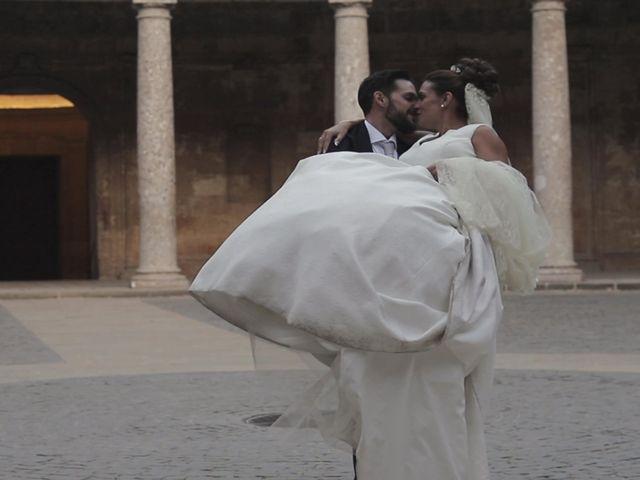La boda de Fº Javier y Sara en Granada, Granada 25
