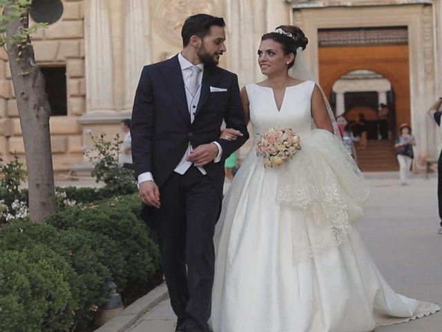 La boda de Fº Javier y Sara en Granada, Granada 35