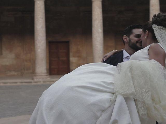 La boda de Fº Javier y Sara en Granada, Granada 36