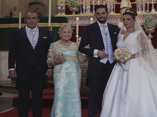 La boda de Fº Javier y Sara en Granada, Granada 38