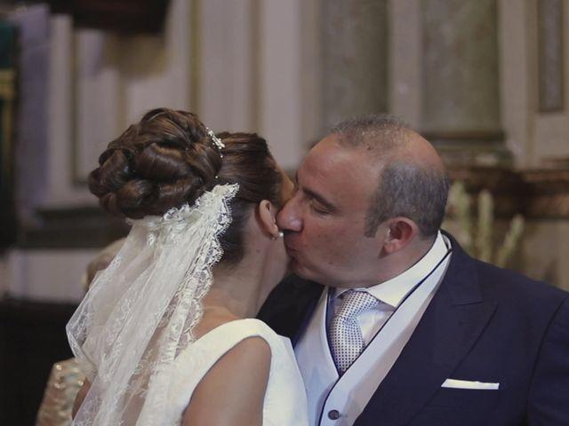 La boda de Fº Javier y Sara en Granada, Granada 41