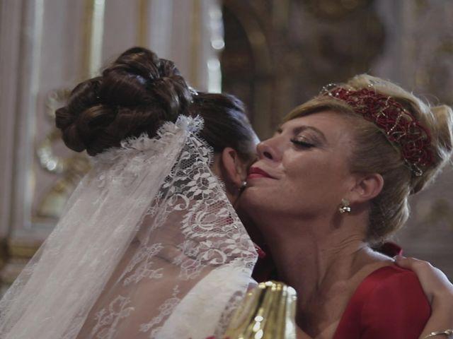 La boda de Fº Javier y Sara en Granada, Granada 42