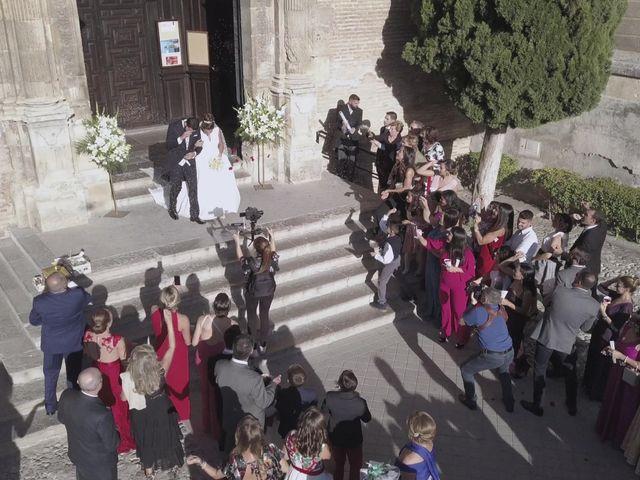 La boda de Fº Javier y Sara en Granada, Granada 44