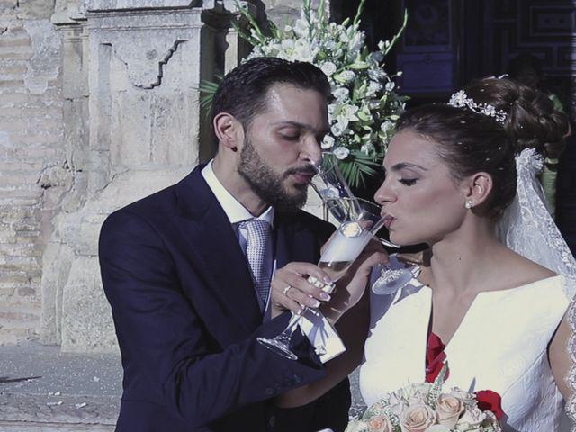 La boda de Fº Javier y Sara en Granada, Granada 46