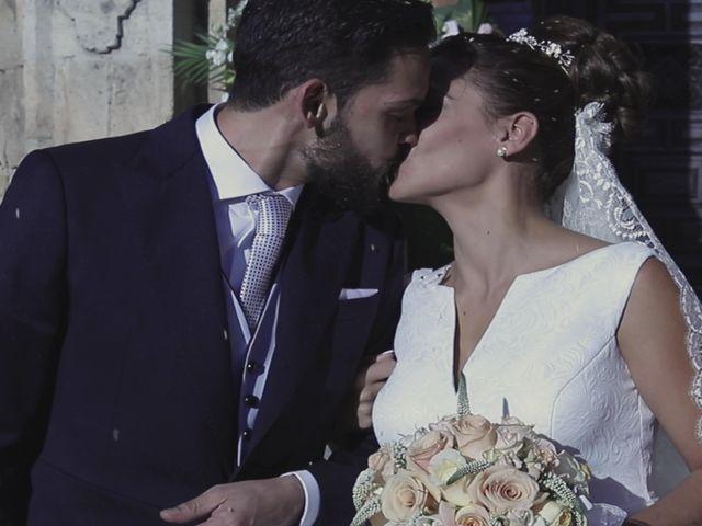 La boda de Fº Javier y Sara en Granada, Granada 47