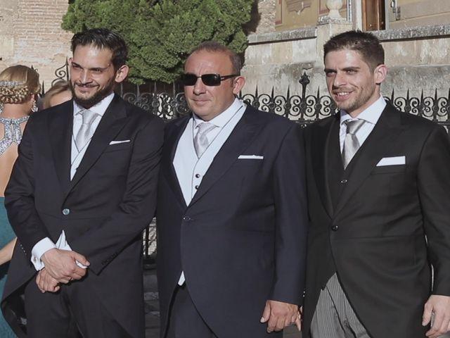 La boda de Fº Javier y Sara en Granada, Granada 48