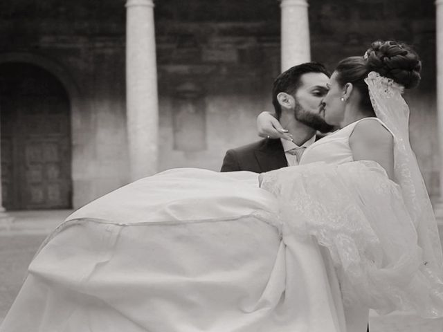 La boda de Sara y Fº Javier