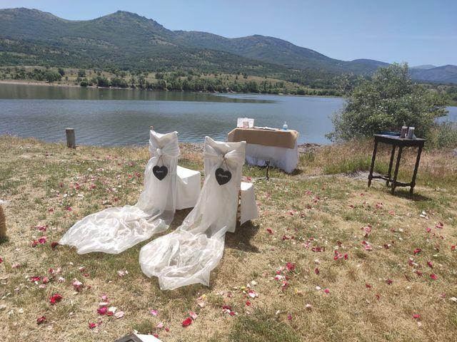 La boda de Alejandro y Noenma en Pinilla Del Valle, Madrid 2