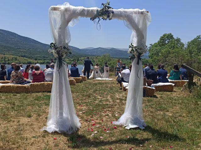 La boda de Alejandro y Noenma en Pinilla Del Valle, Madrid 1