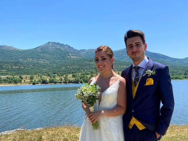La boda de Alejandro y Noenma en Pinilla Del Valle, Madrid 7