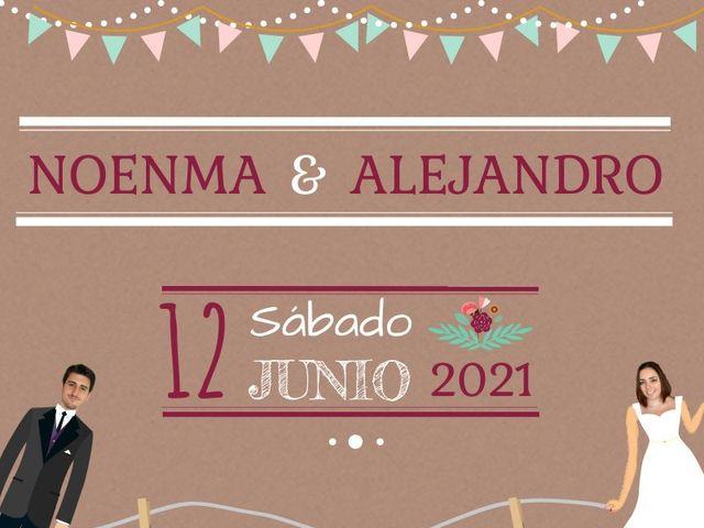 La boda de Alejandro y Noenma en Pinilla Del Valle, Madrid 8