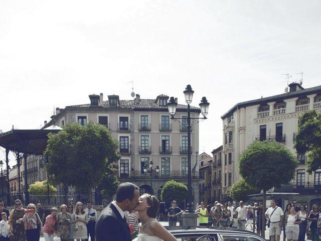 La boda de Samuel y Adriana en Segovia, Segovia 15