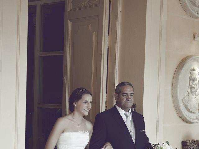 La boda de Samuel y Adriana en Segovia, Segovia 18