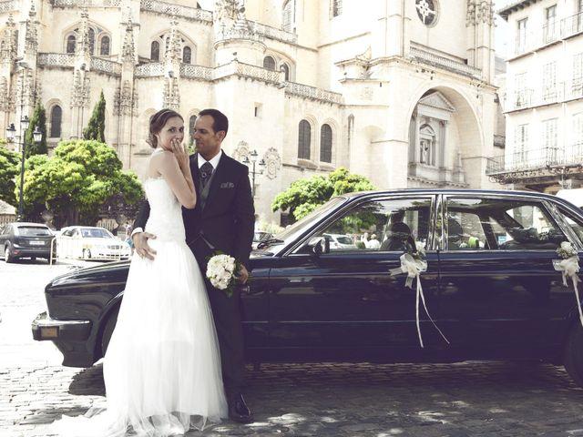 La boda de Samuel y Adriana en Segovia, Segovia 31