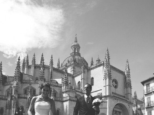 La boda de Samuel y Adriana en Segovia, Segovia 32