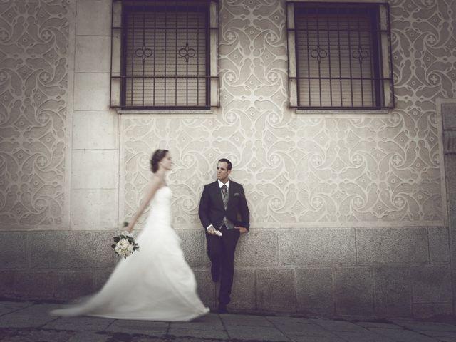 La boda de Samuel y Adriana en Segovia, Segovia 34