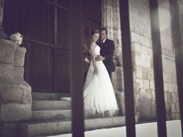 La boda de Adriana y Samuel