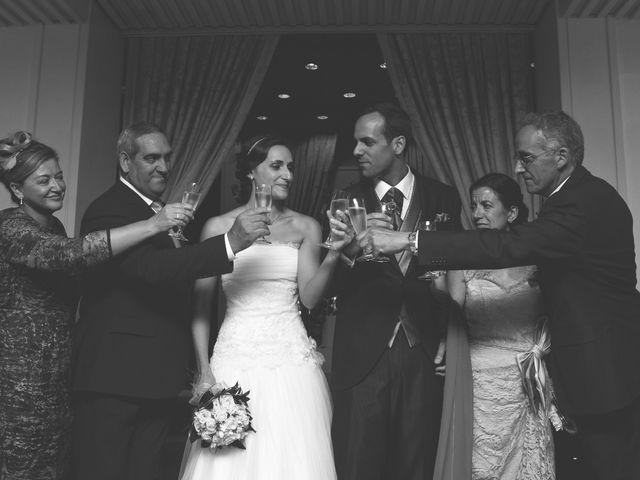 La boda de Samuel y Adriana en Segovia, Segovia 36