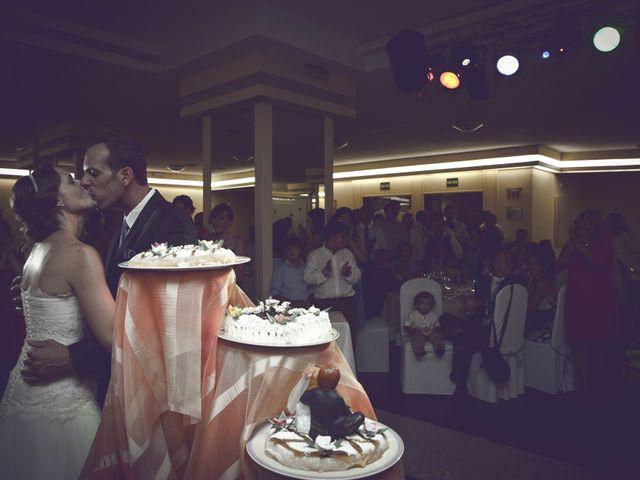 La boda de Samuel y Adriana en Segovia, Segovia 42