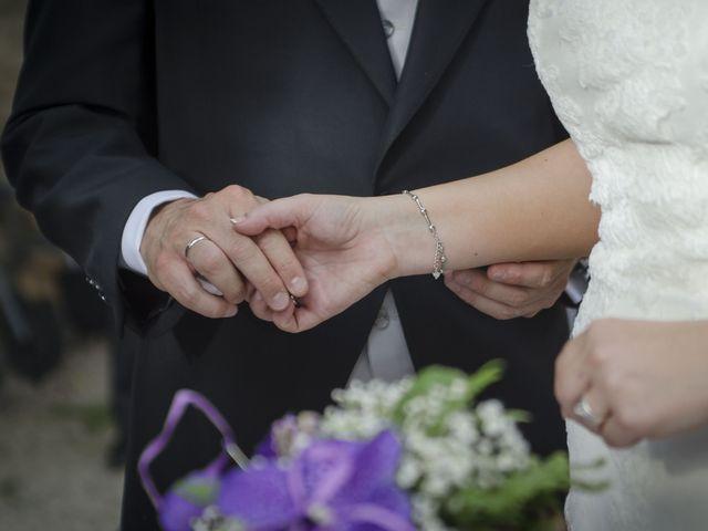 La boda de César y Arancha en Chinchon, Madrid 1