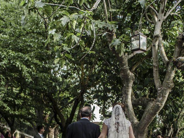 La boda de César y Arancha en Chinchon, Madrid 3