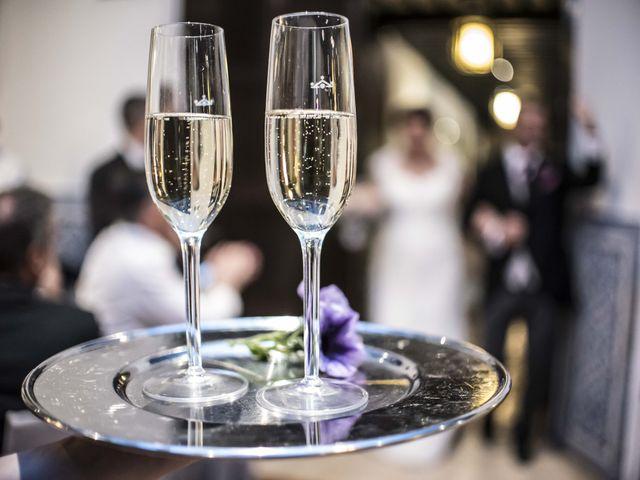 La boda de César y Arancha en Chinchon, Madrid 2