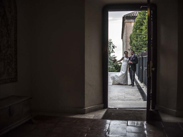 La boda de César y Arancha en Chinchon, Madrid 4
