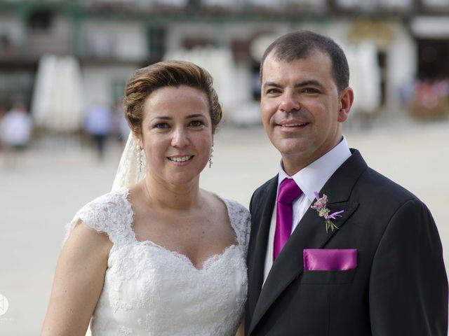 La boda de Arancha y César