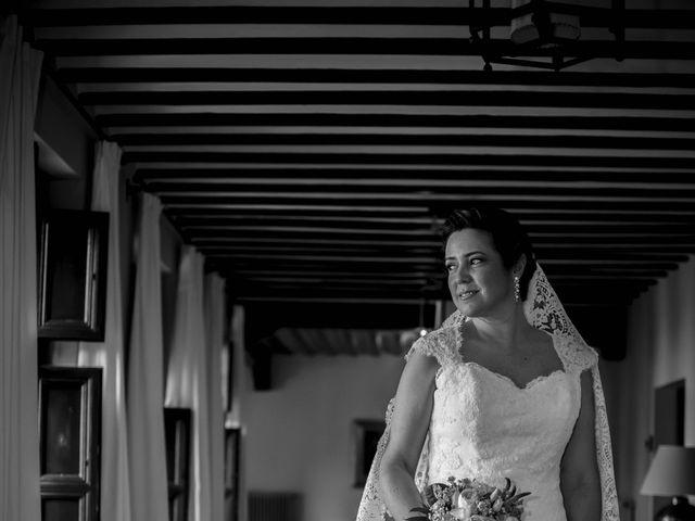La boda de César y Arancha en Chinchon, Madrid 9