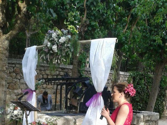 La boda de César y Arancha en Chinchon, Madrid 13