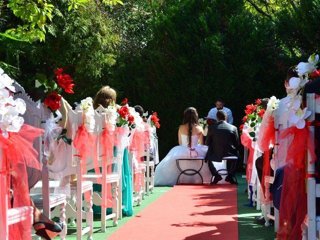 La boda de Thiago y Susi  en O Porriño, Pontevedra 1