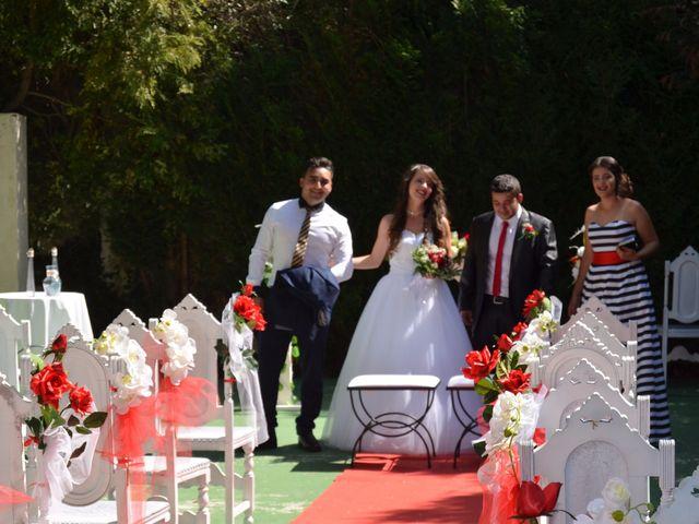 La boda de Thiago y Susi  en O Porriño, Pontevedra 2