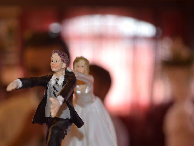 La boda de Thiago y Susi  en O Porriño, Pontevedra 4