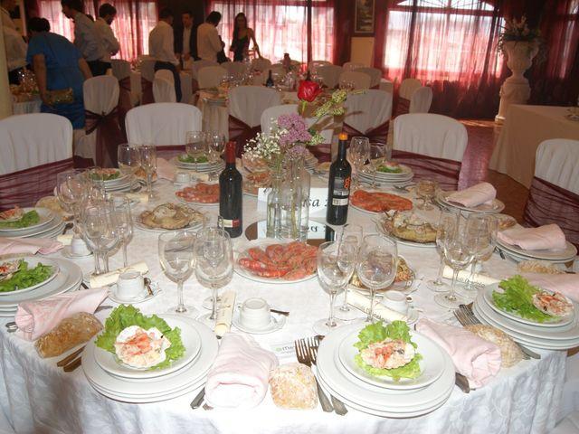 La boda de Thiago y Susi  en O Porriño, Pontevedra 8