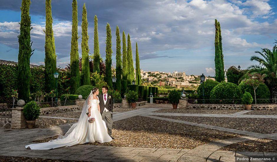 La boda de Carlos y Sara en Toledo, Toledo